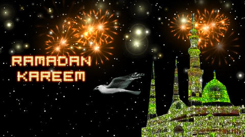 RAMADAN KAREEM GREETINGS Animation