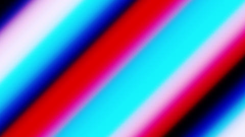 Geometrical Colored Lines Flowing Loop Background Animation