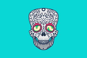 Cool Skull After Effects Template