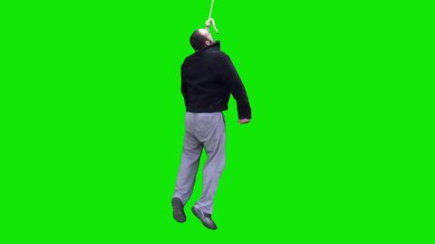 Hangman back Footage