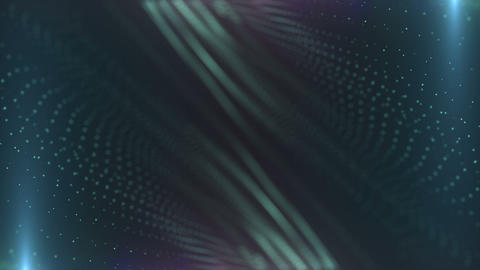 Abstract Particle Background 60 Animation
