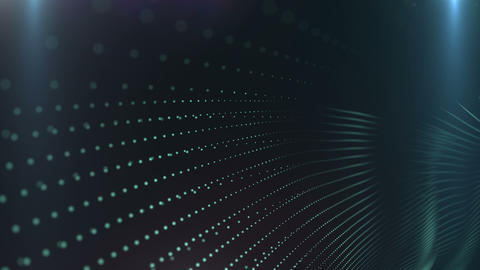 Abstract Particle Background 21 Animation