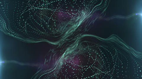 Abstract Particle Background 86 Videos animados