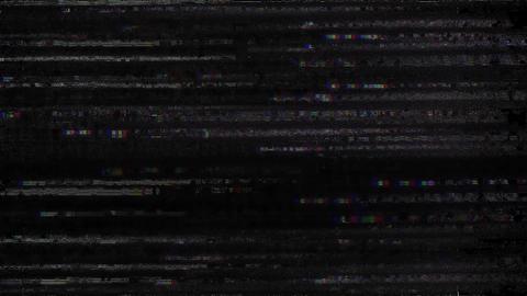 Citizen Signal Niose Grain Damaged Glitch Video Background Animation
