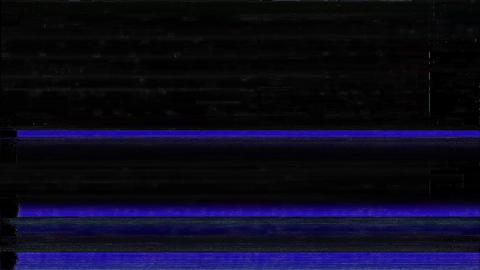HighEnd Glitch And Noise Digital Effect Animation