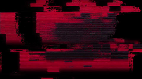 Intuition Digital Old Tv Screen Glitch Interference Animation Animation