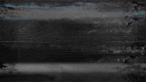 Definitive Noise Glitch Video Damage Animation
