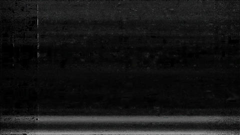 Old Tv Vhs Glitch Interference Screen Care Animation