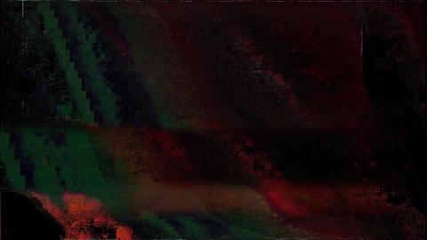 Relentless Colored Noise Digital Grunge Glitch Damage Animation