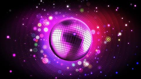 Disco ball GIF