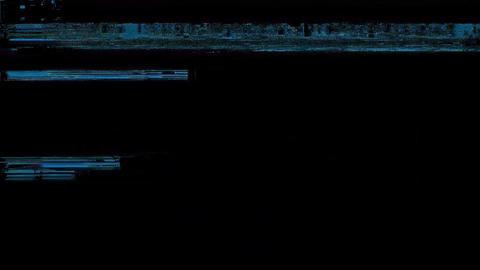 Tap Colored Noise Digital Grunge Glitch Damage Animation
