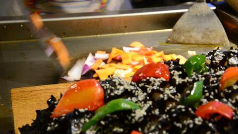 Delicious Yunan Food Footage