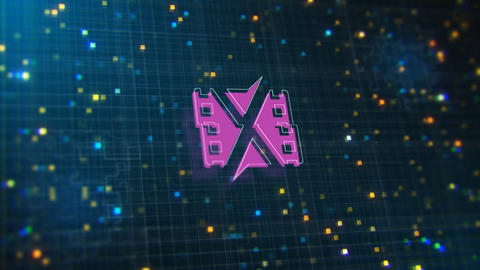Pixtra Digital Logo Reveal After Effects Template