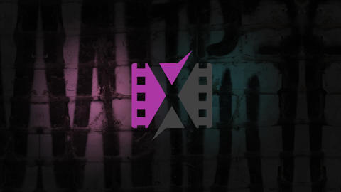 Graffiti Logo Reveal After Effects Template