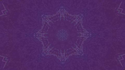 Dynamic ornamental pattern nostalgic elegant shining background Footage