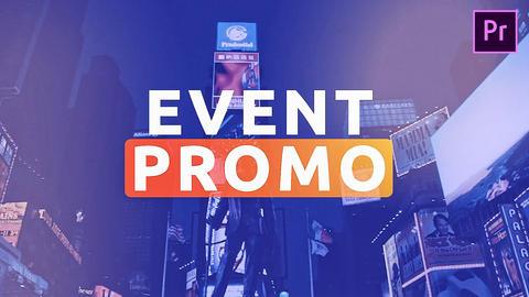 Event Promo Premiere Pro Template