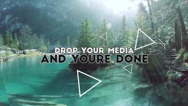 Elegant Opener-Slideshow After Effects Template