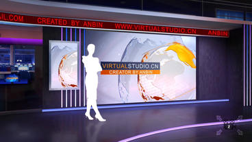 Virtual Studio 111 After Effects Templates
