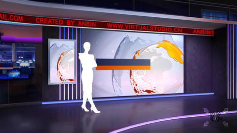 Virtual Studio 111 After Effects Template