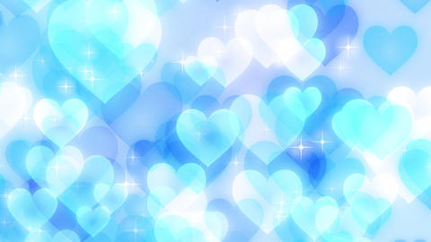 Loop Stock Pastel Particle Background /Blue/ 0