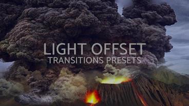 Light Offset Transitions Presets Premiere Pro Effect Preset