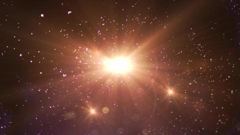 Sparkle Sun Gold 20 Animation