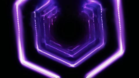 Abstract Plexus Background Days Animation