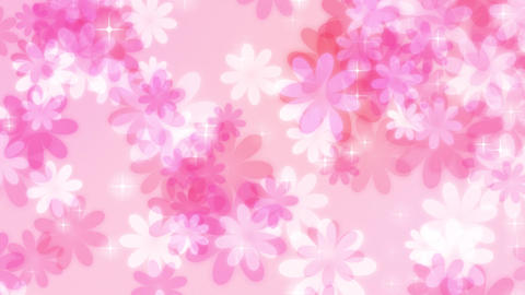 Flower-pastel-lateral-loop-pink Animation