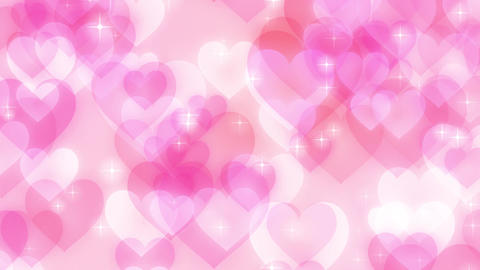 Heart-pastel-lateral-loop-pink Animation