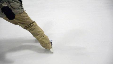 Ice hockey stop 2-1 Archivo