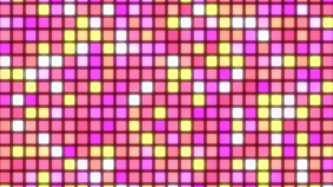 mov81_mosaic_light_loop_03 CG動画