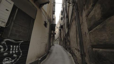 A street in Palermo Archivo