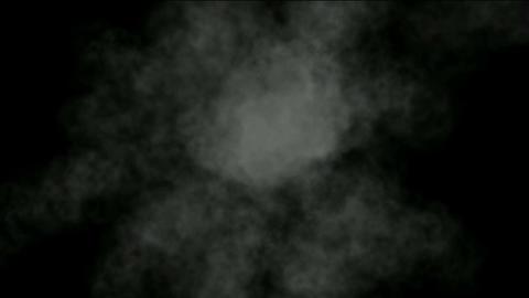 fireworks & explosion smoke Stock Video Footage