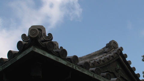 Imperial palace 01 Stock Video Footage