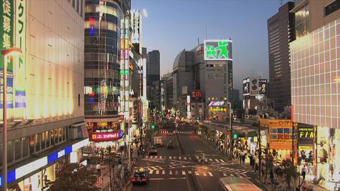 Shinjuku 01 Stock Video Footage