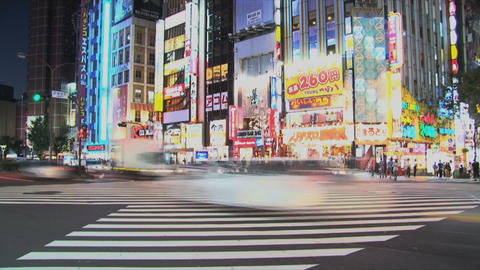 Shinjuku 02 Footage