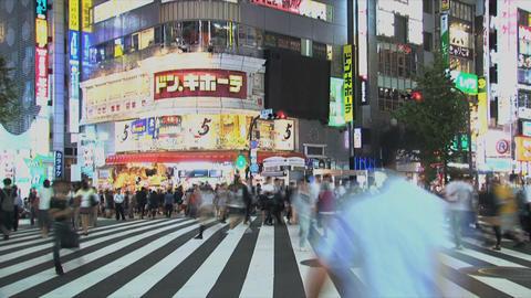 Shinjuku 06 Footage