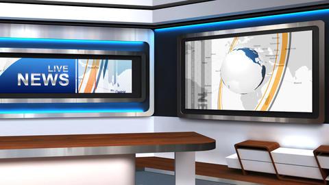 TV Studio 102g Animation
