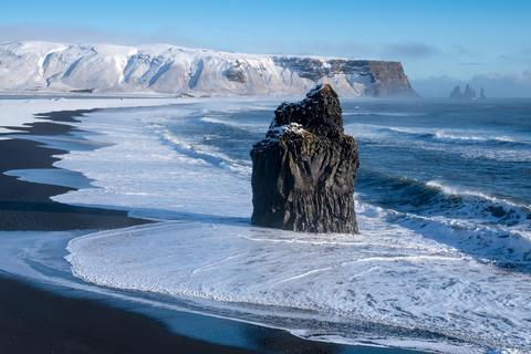 Cape Dyrholaey, Iceland Photo