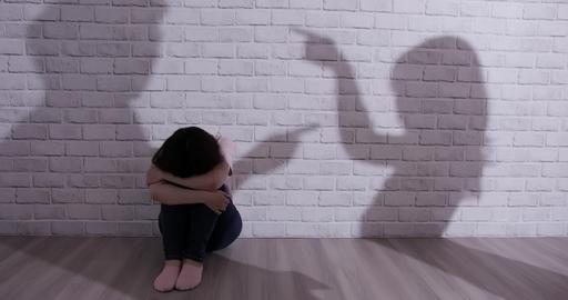domestic violence concept Live Action