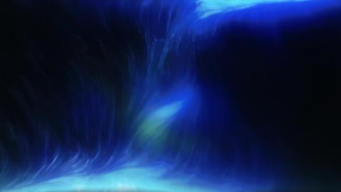 Fractal Shapes Motion Background Vine Animation