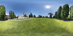 Santa Maria Assunta Cathedral in Aquileia VR 360° Photo