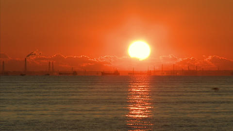 東京湾14 Footage