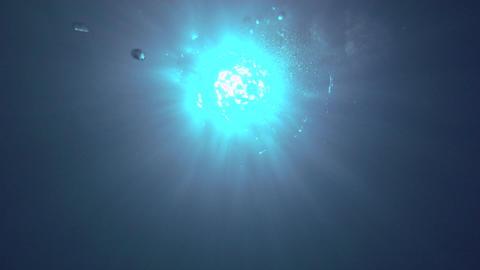 背景太陽02 Footage