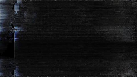 Sustain Black And White Glitch Core Animation