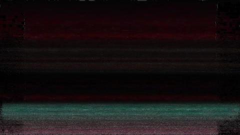 Signal Niose Grain Damaged Glitch Video Background Security Animation