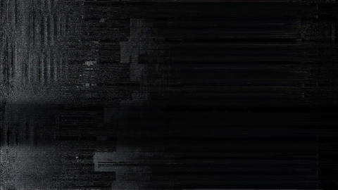 Buy Glitch And Noise Digital Effect Animation