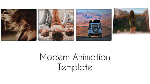Look at me After Effects Template