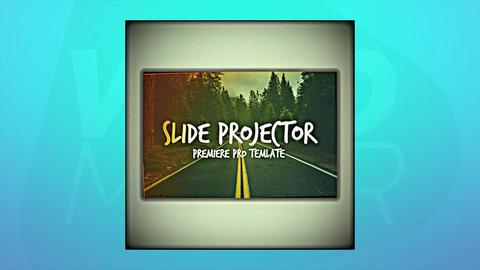 Slide Projector Premiere Pro Template
