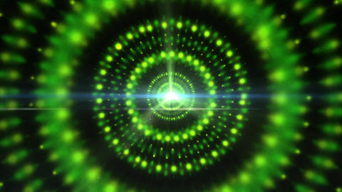 Pulsar 002: A graphic Pulsar star radiating light and pulsating energy Animation